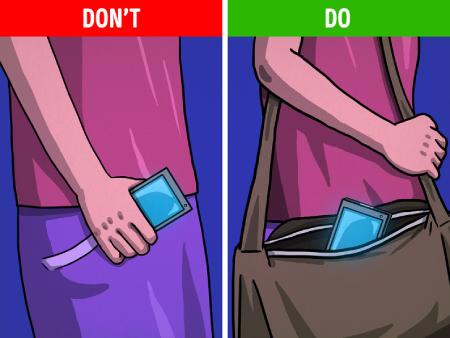 این اشتباهات در هنگام استفاده از گوشی موبایل مرتکب نشوید!
