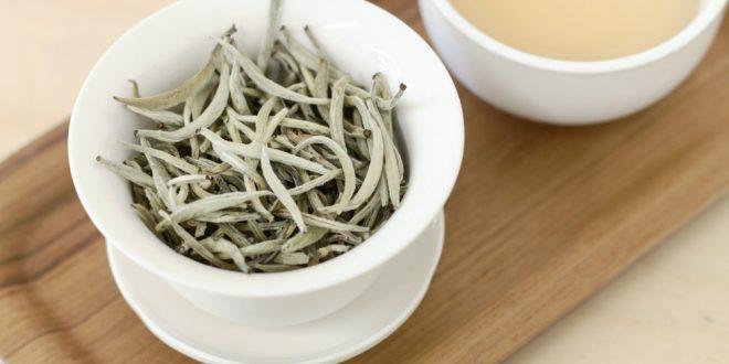 لاغری با چای سفید
