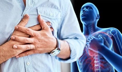 علائم، علت و درمان درد قفسه سینه