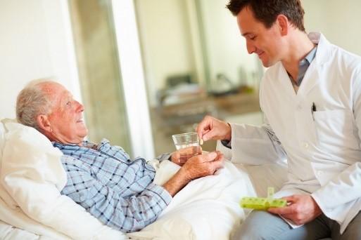 خدمات مراقبت پزشکی در منزل