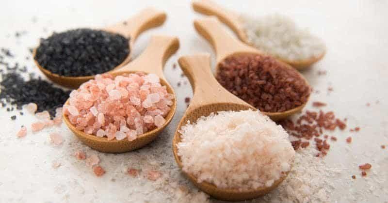 نمک حمام از چه چیزی تشکیل شده است
